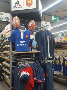 collection France rugby