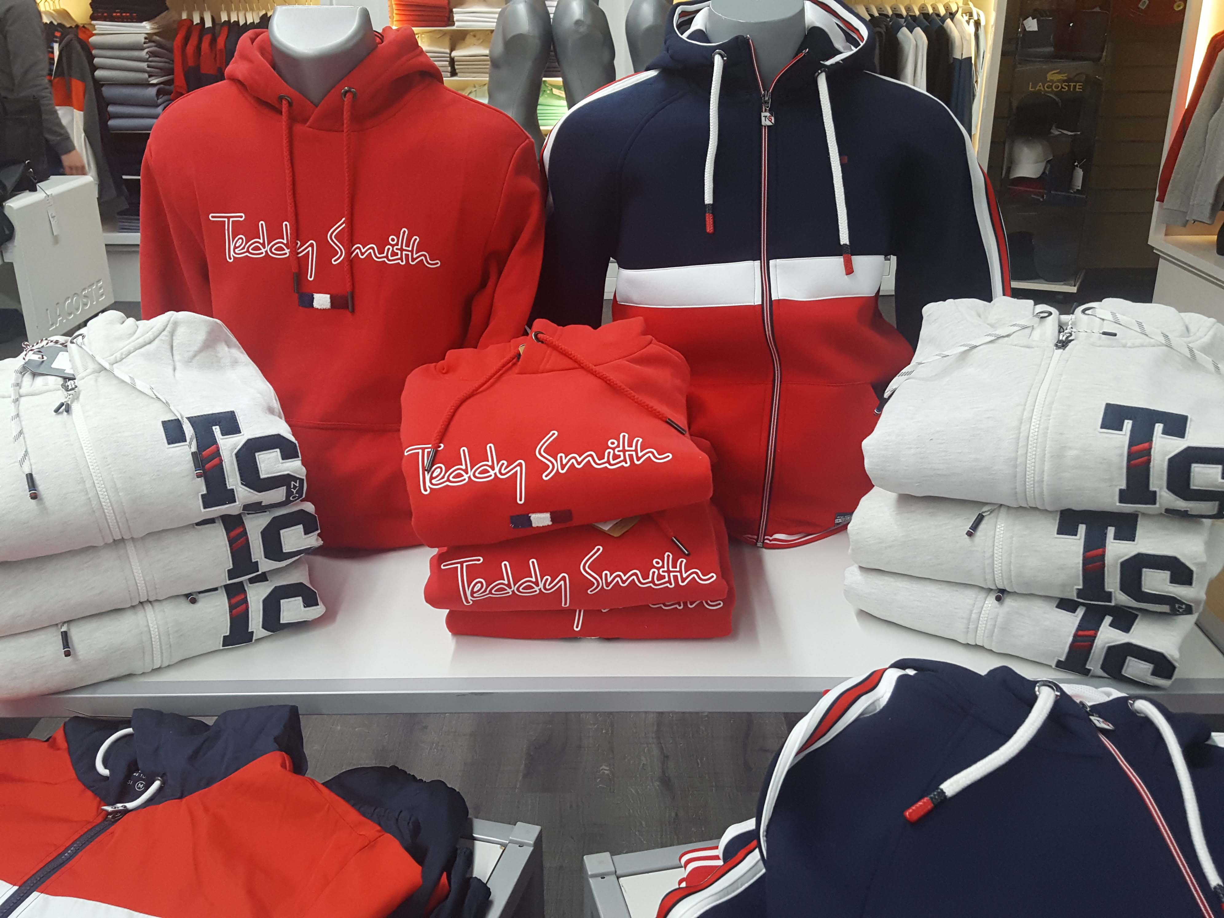 Nouvelle collection teddy Smith homme | SPORT 2000 Le Grand