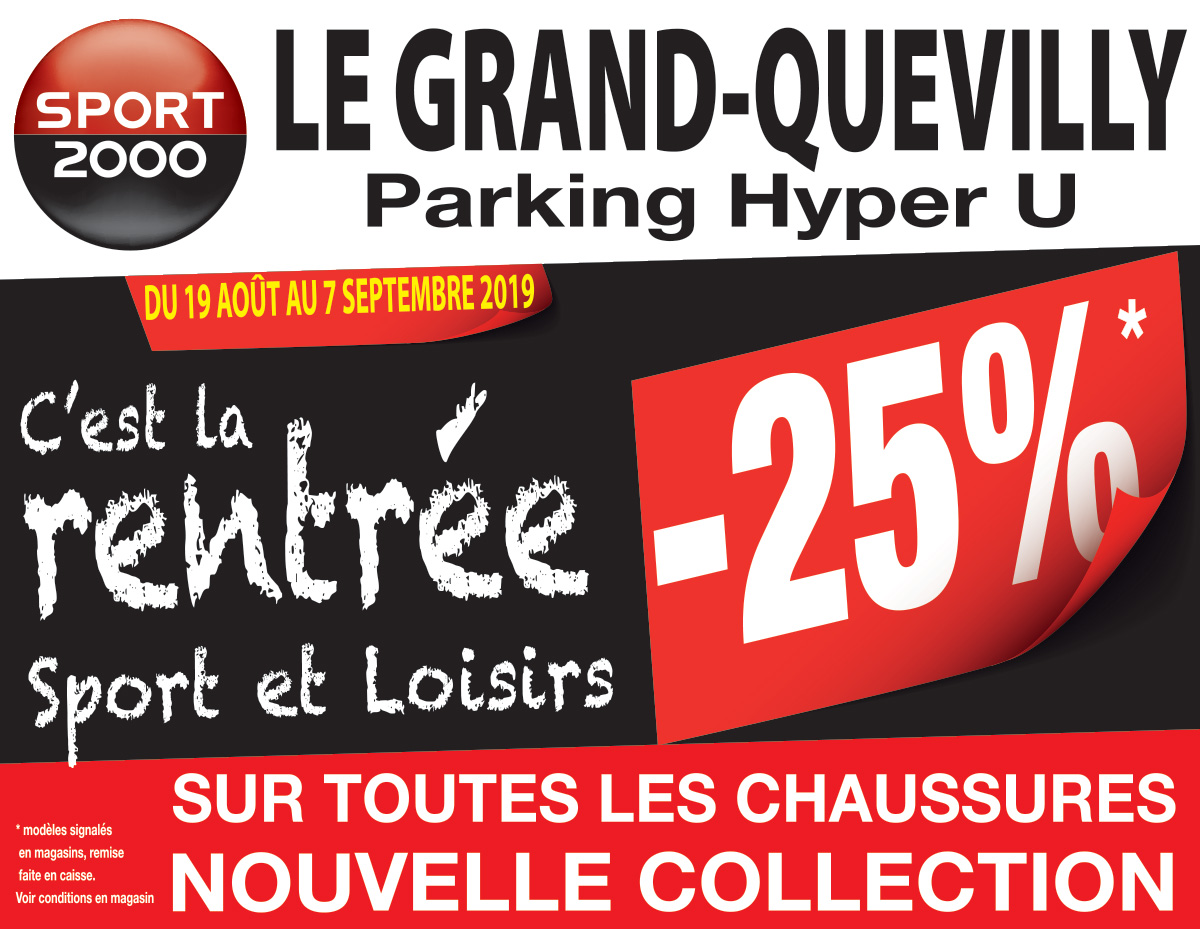 Sport 2000, bois Cany, 76120 Le Grand Quevilly Magasin de