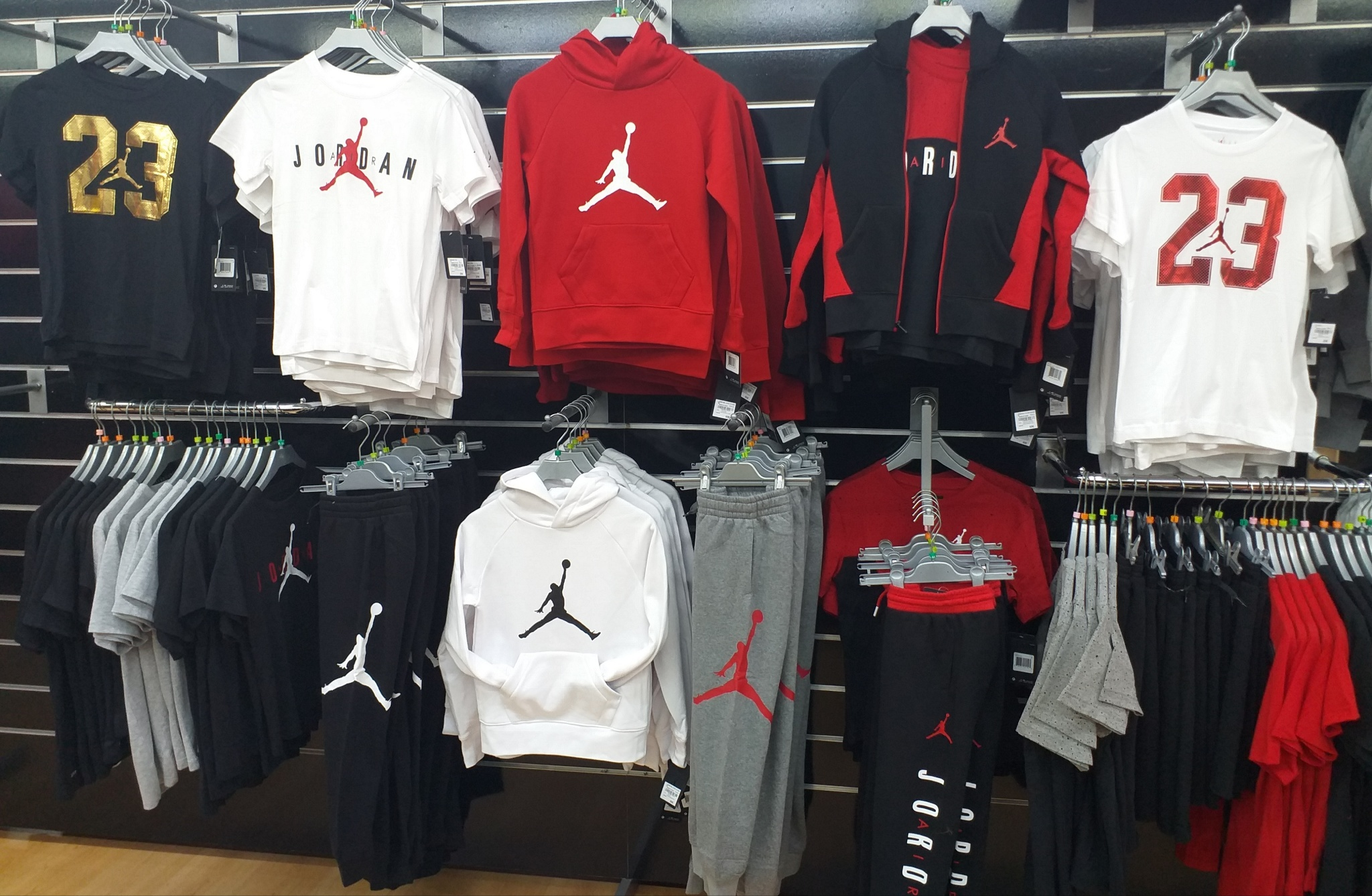 Collection Jordan junior